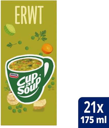 CUP A SOUP ERWT (21) 21 Zak