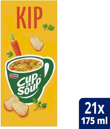 CUP A SOUP KIP (21) 21 Zak