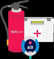 AED-kasten
