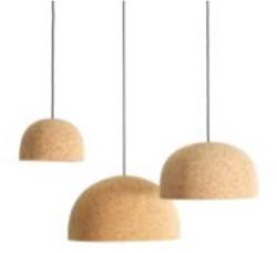 Kurk lamp Arannis Large