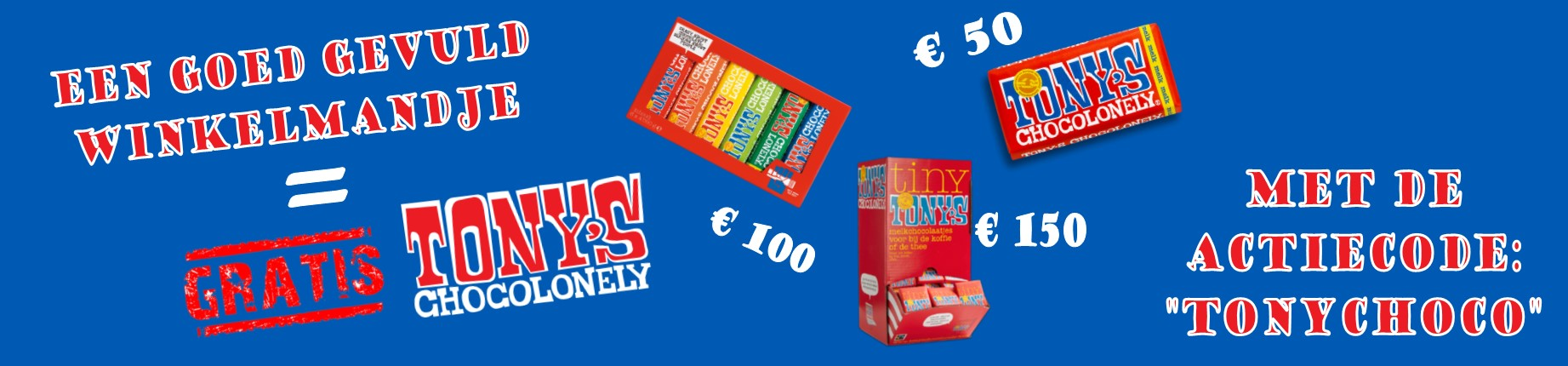 A Tony Chocolonely