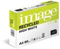 IMAGE RECYCLED HIGH WHITE KANTOORPAPIER 100% RECYCLED 80gr