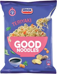 GOOD NOODLES UNOX TERIYAKI 11 ZAK