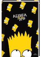 SCHOOLAGENDA 2016 SIMPSONS 1 STUK-1