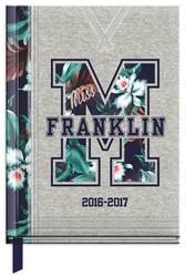 SCHOOLAGENDA 2016 FRANKLIN & MARSHALL GIRLS 1 STUK