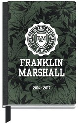 SCHOOLAGENDA 2016 FRANKLIN & MARSHALL BOYS 1 STUK