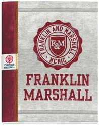 SCHRIFT FRANKLIN & MARSHALL BOYS A5 LIJN 3 STUK
