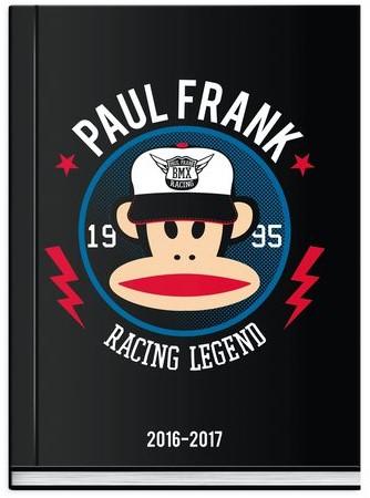 SCHOOLAGENDA 2016 PAUL FRANK BOYS 1 STUK