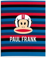 SCHRIFT PAUL FRANK BOYS A4 RUIT 1 STUK
