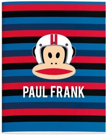 SCHRIFT PAUL FRANK BOYS A5 LIJN 3 STUK