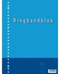 RINGBANDBLOK 23R A4 RUIT 10MM 60GR 1 STUK