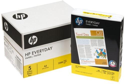 KOPIEERPAPIER HP EVERYDAY A4 WIT (500) 500 VEL