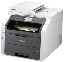 MULTIFUNCTIONAL BROTHER MFC-9340CDW 1 STUK