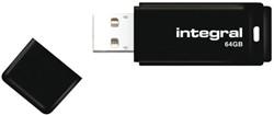 USB-STICK INTEGRAL 64GB 2.0 1 STUK
