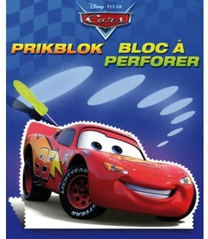 PRIKBLOK DISNEY DELTAS CARS 1 STUK