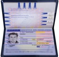 HOES KANGARO PASPOORT HIDENTITY PASSPORT 1 STUK