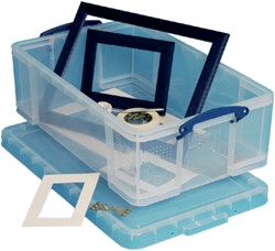 OPBERGBOX REALLY USEFUL 50LITER 710X440X230MM 1 STUK