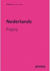 WOORDENBOEK PRISMA POCKET NEDERLANDS-FRANS FLUO 1 STUK