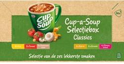 CUP A SOUP ASSORTIMENTSBOX 36 ZAK