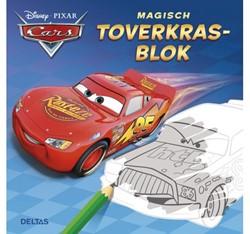 TOVERKRASBLOK DELTAS DISNEY CARS MAGISCH 1 STUK