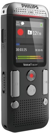 DIGITAL VOICE RECORDER PHILIPS DVT 2510 1 STUK-2