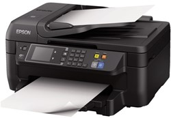 INKJETPRINTER EPSON WORKFORCE WF-2760DWF 1 STUK