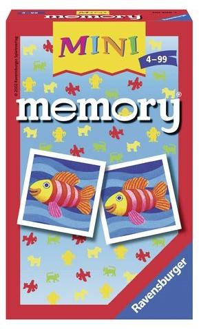 SPEL RAVENSBURGER MINI MEMORY 1 STUK-1