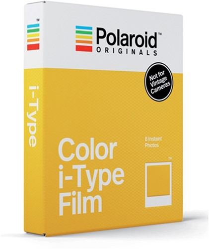 FILM POLAROID ORIGINALS KLEUR INSTANT FILM I-TYPE 1 STUK-2
