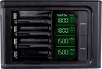 BATTERIJ OPLADER VARTA LCD SMART 4X2100MAH 1 STUK