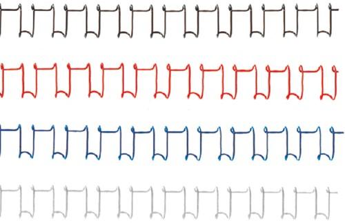 DRAADRUG FELLOWES 34 RINGS 8MM A4 ZILVER 100 STUK-3