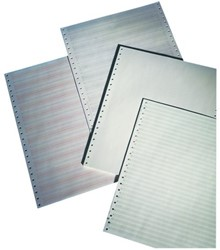 "COMPUTERPAPIER 240X11"" BLANCO LP 2V 60/57GR 1000V 1000 VEL"