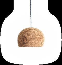 Kurk lamp Aretium Small