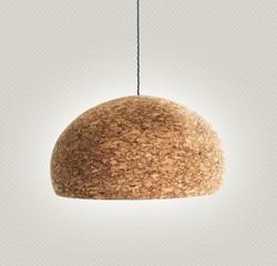 Kurk lamp Aretium Large