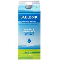 BAR LE DUC NATUURLIJK MINERAALWATER 2L