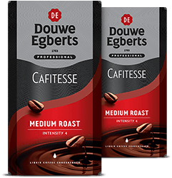 DOUWE EGBERTS CAFITESSE MEDIUM ROAST 2L DIEPVRIES