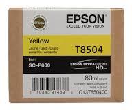 EPSON CARTRIDGE T8504 GEEL