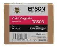 EPSON CARTRIDGE T8503 MAGENTA