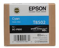 EPSON CARTRIDGE T8502 CYAAN