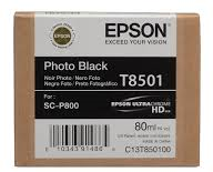 EPSON CARTRIDGE T8501 PHOTO ZWART