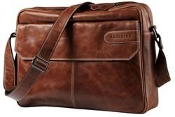 MAVERICK DALIAN MESSENGERBAG MET LAPTOPSLEEVE