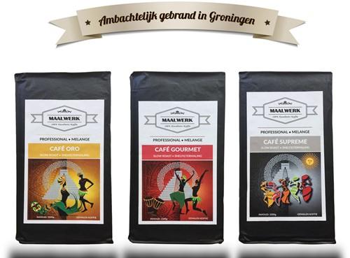 MAALWERK Café Gourmet Snelfilter 1 KG VACUUM         -2