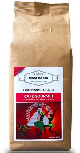 MAALWERK Café Gourmet Bonen (medium roast) 1 KG