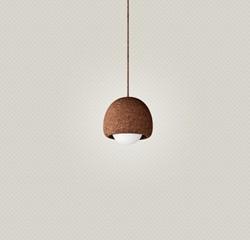 Kurk lamp Orb Small