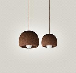 Kurk lamp Orb Medium