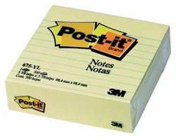 POST-IT XL BLOK GELIJND 100X100