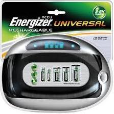 BATTERIJLADER ENERGIZER UNIVERSEEL