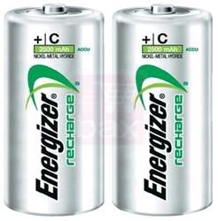 BATTERIJ ENERGIZER  OPLAADBAAR C HR 14 EN LUX (2)