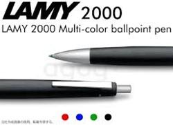 LAMY 2000 4-KLEUREN BALPEN